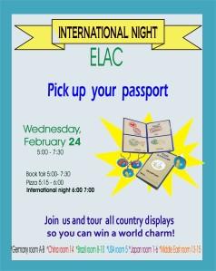 International Night Flyer 2016